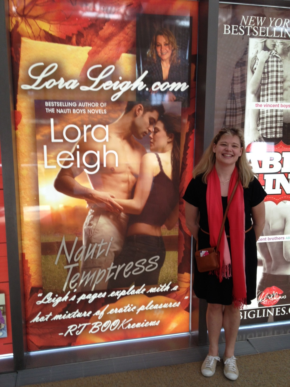 Lora Leigh and meLora Leigh Author